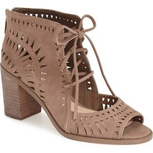 Vince Camuto Tarita Lace Up Sandal